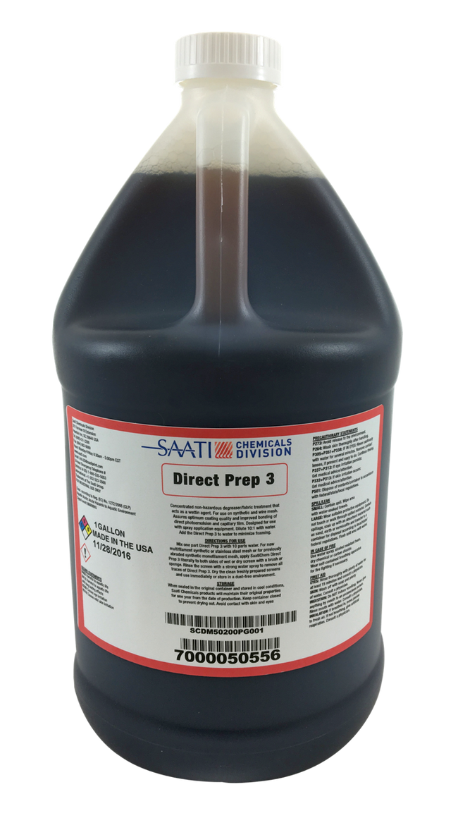Saati Direct Prep 3 Concentrate (4 oz)