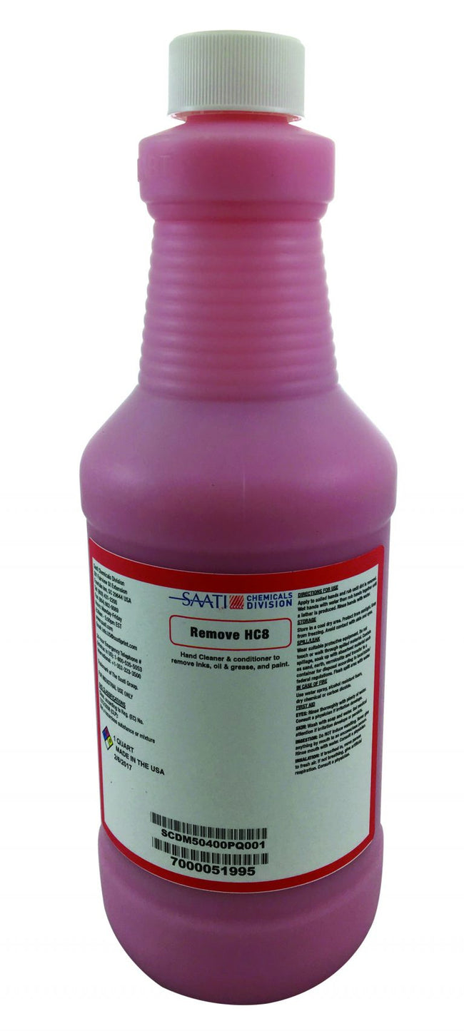 Saati HC-8 Hand Cleaner (1 qt)(900119) Out of Stock