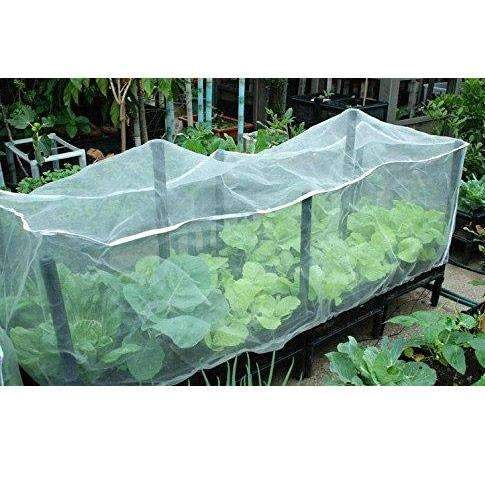 35''-W x 20''-L x 18''-H Mosquito Netting