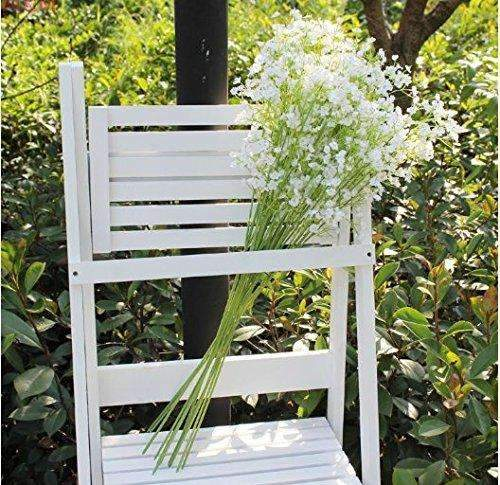 Artificial Baby Breath Gypsophila Flower, 24'' Length, 10stems