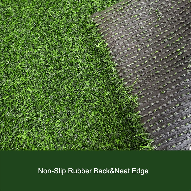 1.5cm Encrypted Army Green Artificial Grass 60''x40''