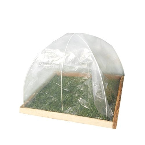 Grow Tunnel, 5ftx30ft with 4.7Mil Film Cover