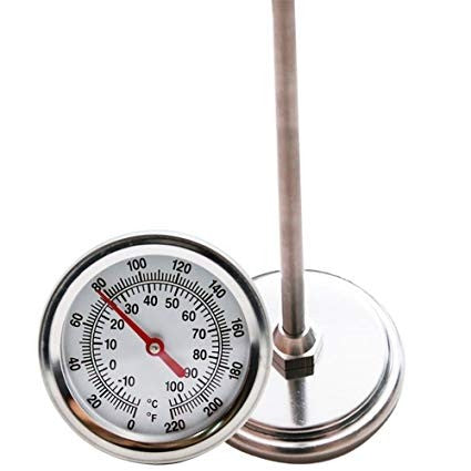 Compost Thermometer, 500*3.8*48mm