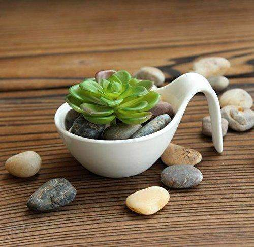 Handcraft Plant Pot,Small Succulents Container