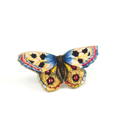 TP7049  Yellow Butterfly Tiny Pin