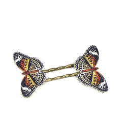 BP5042  Lacewing Butterfly Bobby Pins