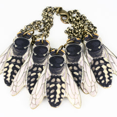 NK1417 Wasp Necklace