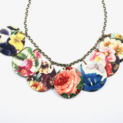 NK1219 Posie Charm Necklace