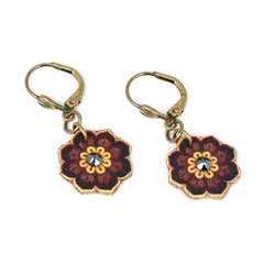 ER3261 Russian Flower Earrings