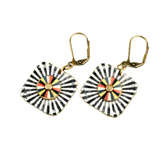 ER3255 Starburst Earrings