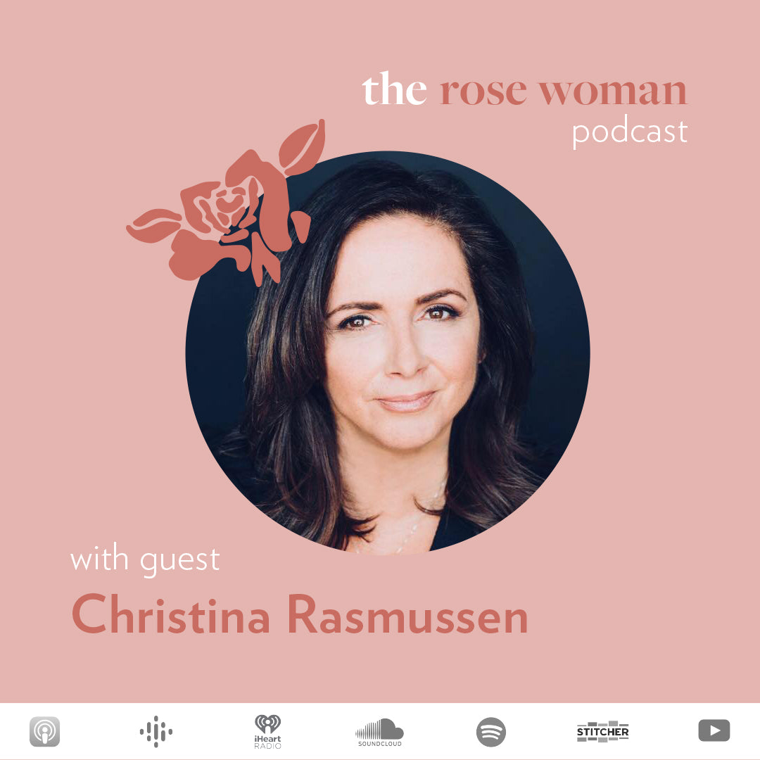 Grief, Invisible Losses, and Life Reentry with Christina Rasmussen