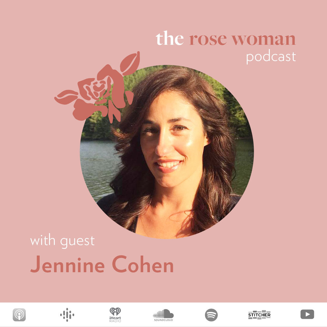 Travel as transformation with Jennine Cohen