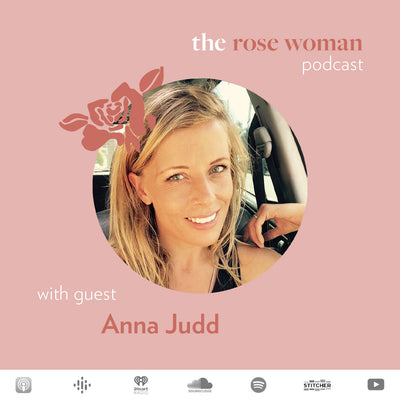 Talking Yoni Eggs, Cosmology and Creativity with Anna Judd