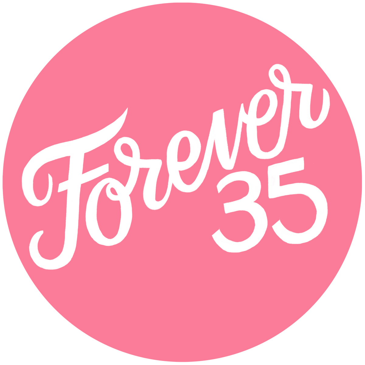 Rosebud Woman on Forever 35 Podcast, Featuring Alie Ward