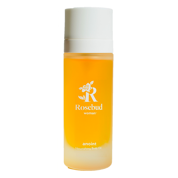 Rosebud Woman Anoint: Nourishing Body Oil