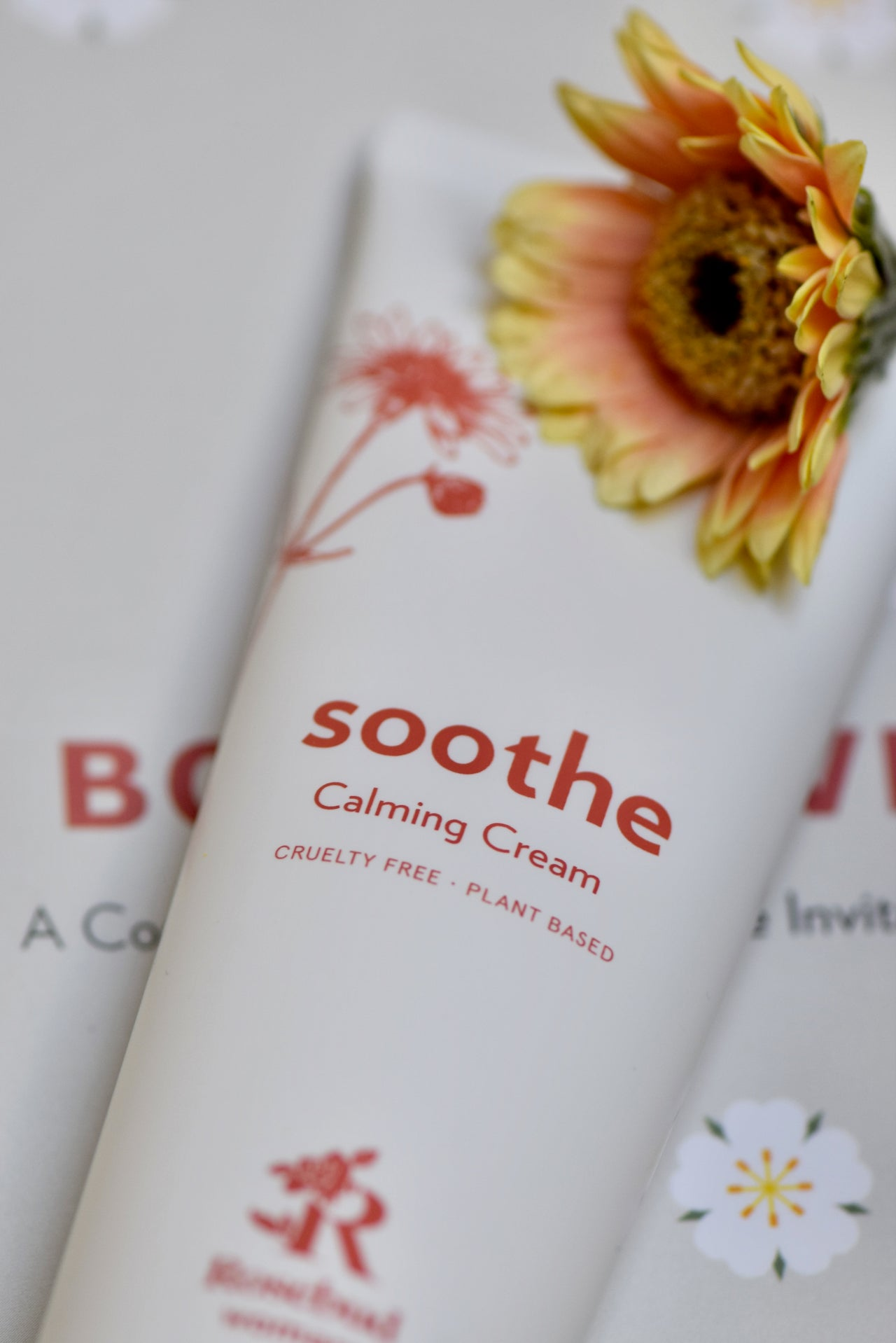 Soothe: Calming Cream