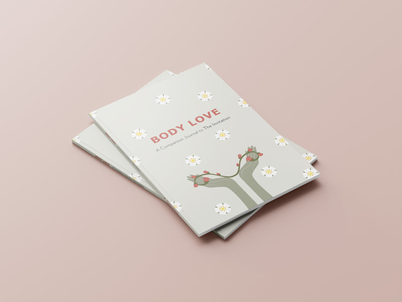 Body Love: A Companion Journal to the Invitation