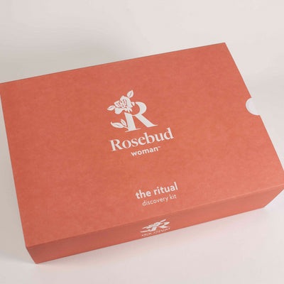 Rosebud WomanThe Ritual: Rosebud Woman Gift Set