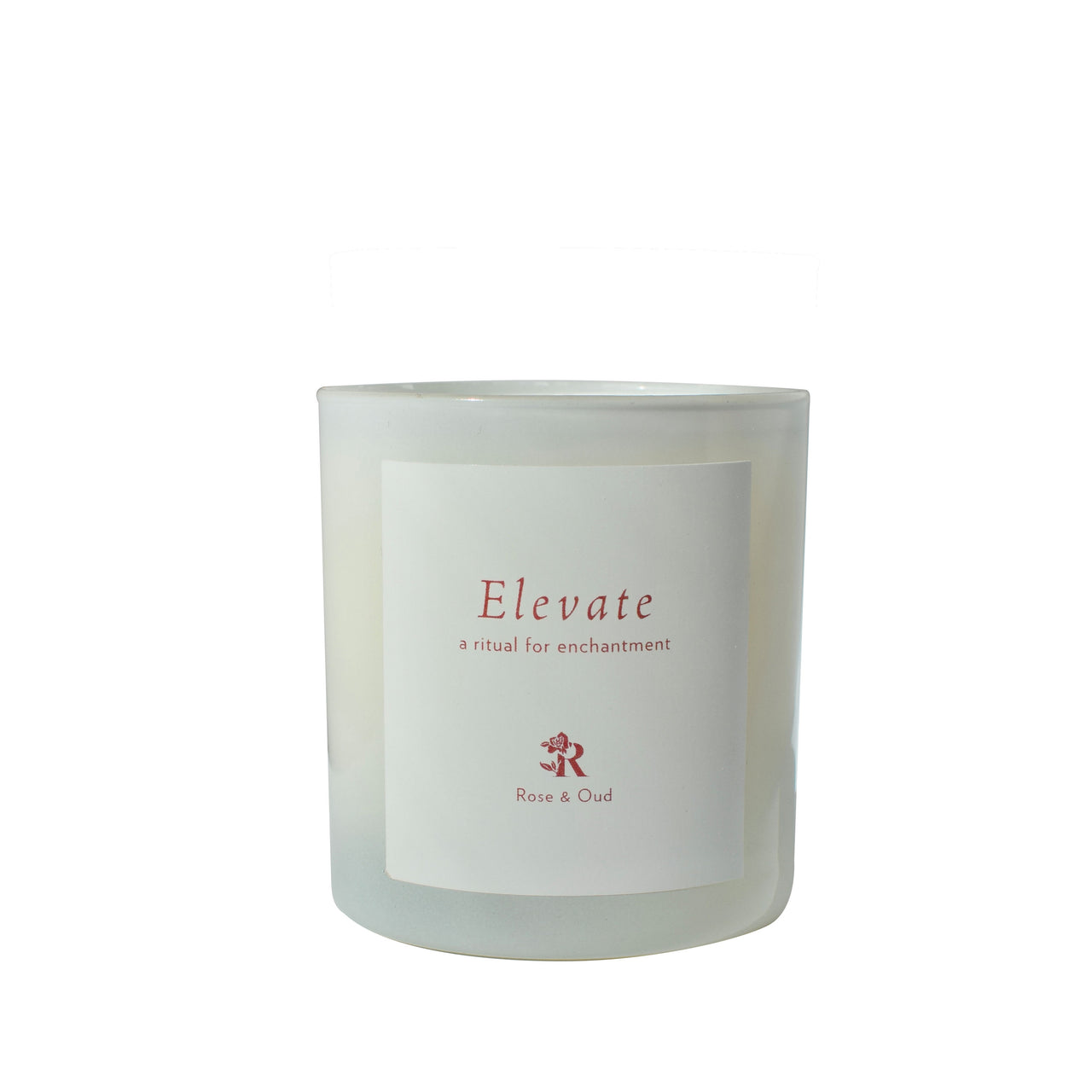 Elevate: Rose and Oud Ritual Candle (Limited Edition)
