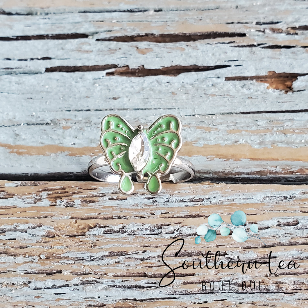 Diamond Butterfly Collection