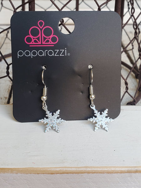Winter Snowflakes - Silver