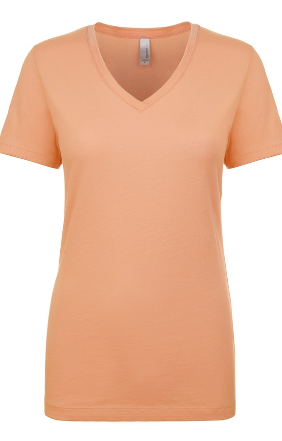 Light Orange / Peach Next Level Ladies Idea V