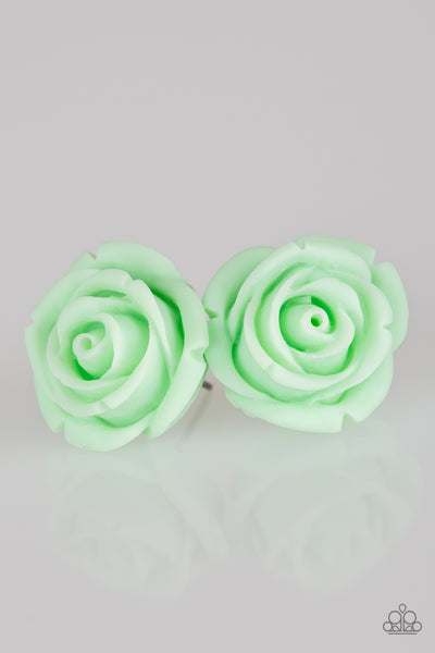 Rose Roulette - Green