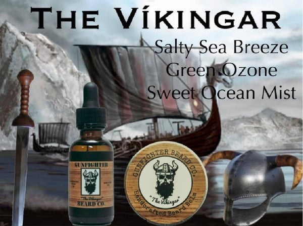 The Vikingar Beard Oil