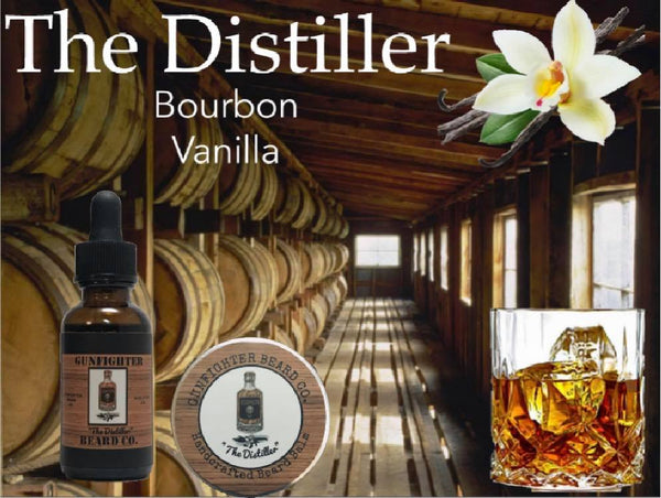 The Distiller Beard Oil