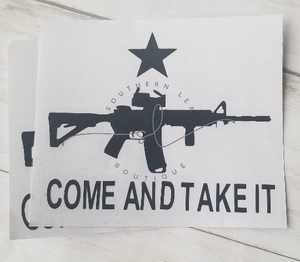 Come & Take It