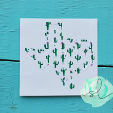 Load image into Gallery viewer, Texas Cactus