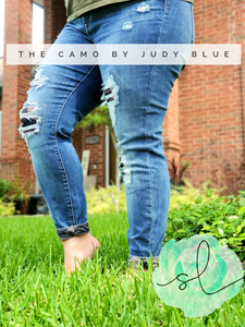 The Camo Queen by Judy Blue