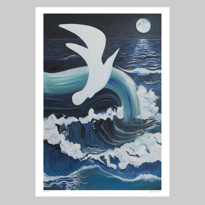 Seascape Art Print