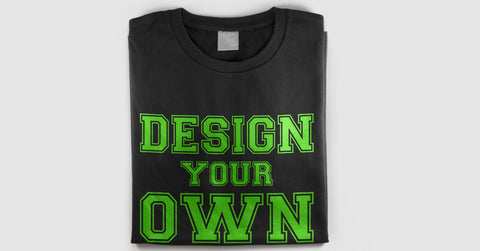Design Your Own Custom Shirts Online