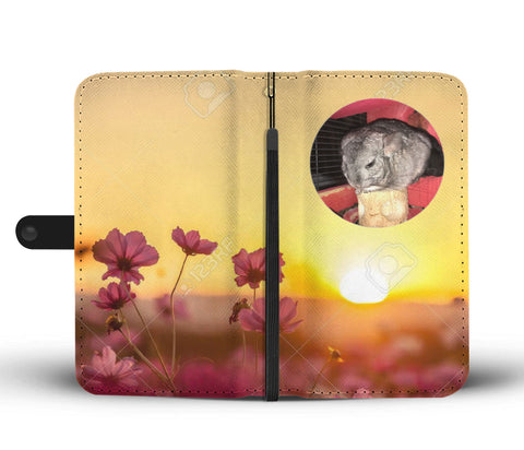 Custom Photo Wallet Phone Case - Sunset 2