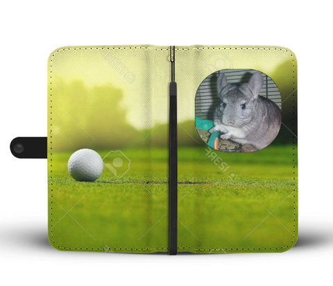 Custom Photo Wallet Phone Case - Golf 2