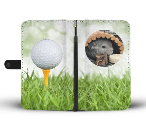 Custom Photo Wallet Phone Case - Golf 3