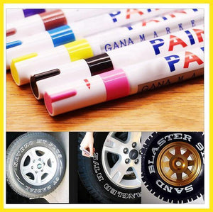 HOT🔥 WATERPROOF TIRE PAINT PEN--Factory Outlet