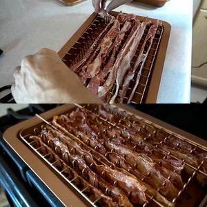 Bacon Baking Tray