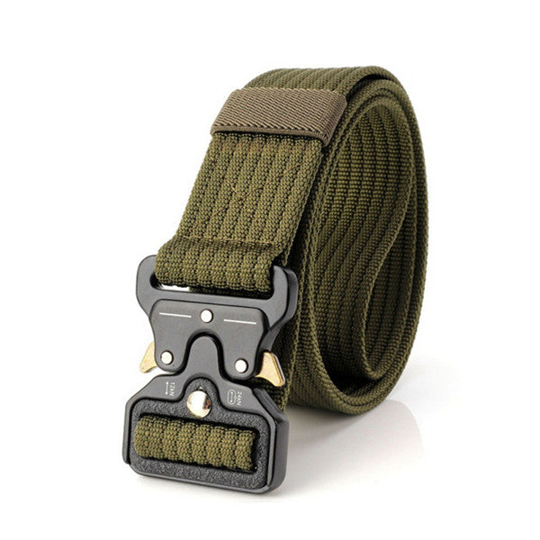 Outdoor  tactical belt protector corrugated enhanced version of nylon Tactical Hunting Accessories Tactical Gear Heavy Duty