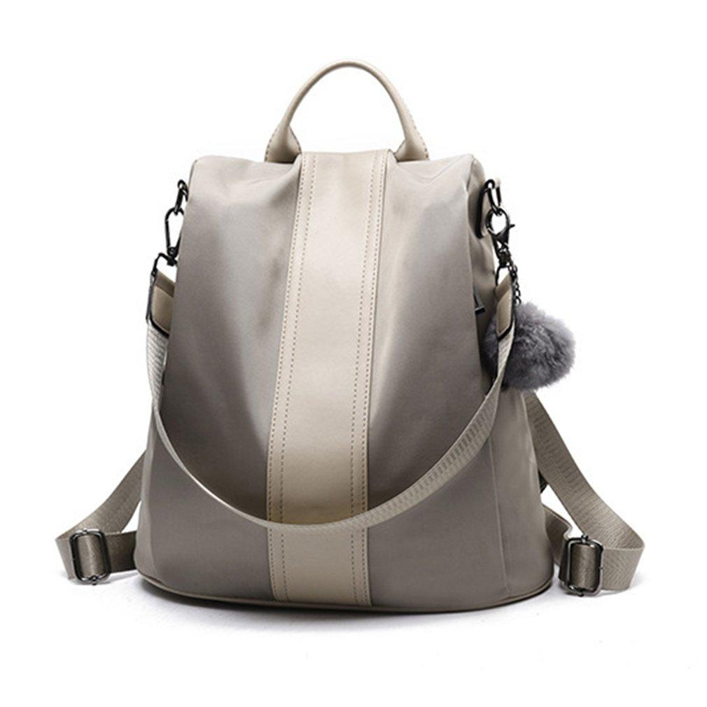 HOT  Leather 3 Way Anti-Thief Backpack