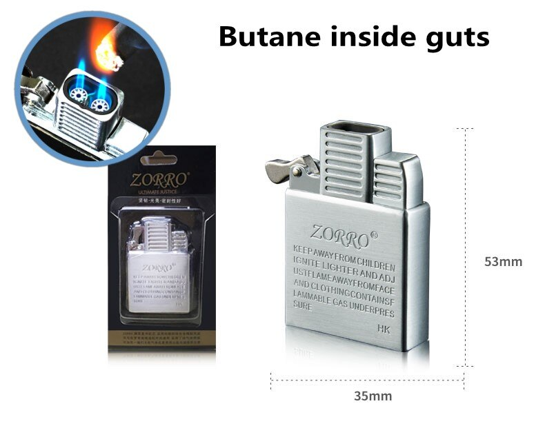🔥50% OFF🔥 Cigarette lighter kerosene petrol refillable lighter windproof copper manufacturing