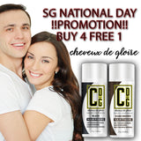 cheveux de gloire Hair Fibers. Instant Confidence for everyone! No more Bald Spots or Embarrassing photos.