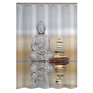 calming-buddha-shower-curtain