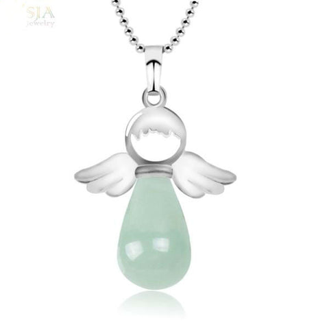 angel-wings-protection-pendant-cosmic-curations-green-aventurine