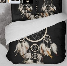 Boho Dream Catcher Bedding Set