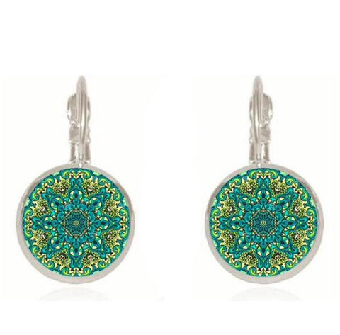 """The Girl With The Jade Green Earrings"" Unforgettable Earrings"