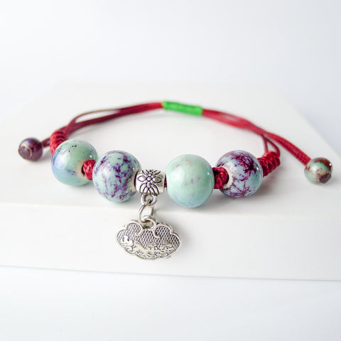 """Earth Goddess"" Lovely Nature Bracelet"