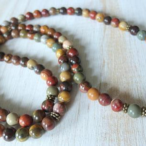 strength-of-intuition-picasso-jasper-healing-mala-bracelet