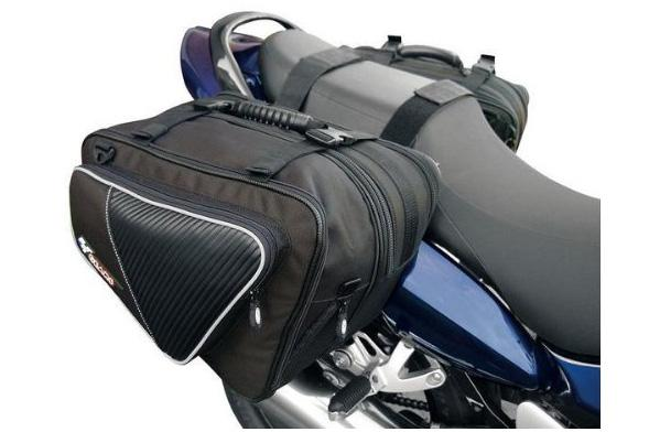 GEARS Tourister Motorcycle Saddlebags